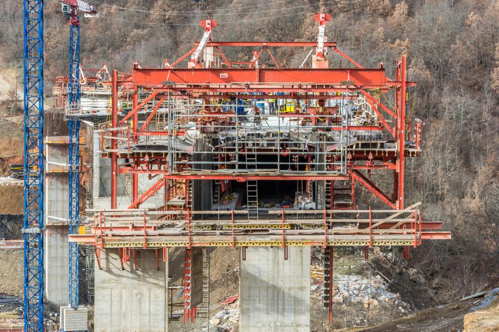 CONSTRUCTION OF HIGHWAY KICEVO – OHRID, SECTION KICEVO-PODVIS – Гранит